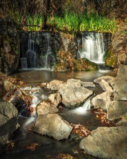 Bouquet Falls
