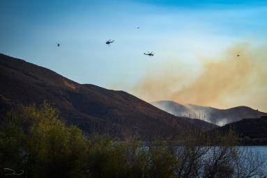 Martindale Fire