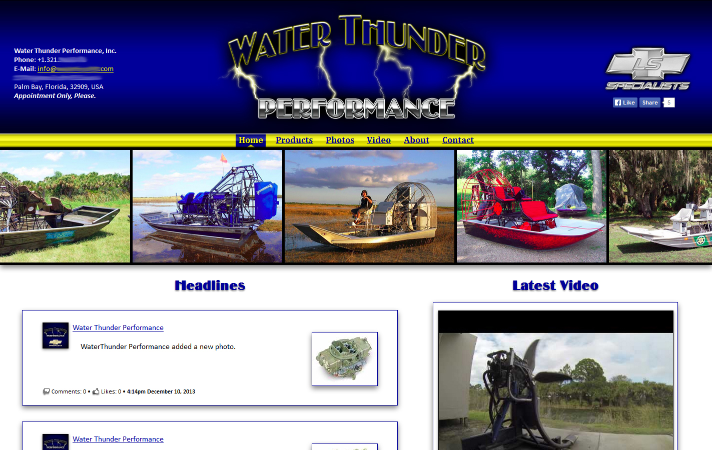 Airboats 1